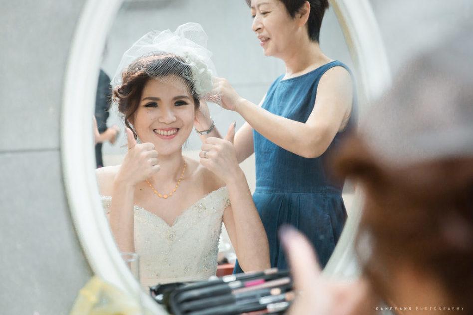 婚禮紀錄之化妝