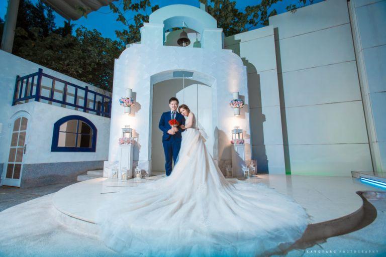 [婚攝] 旻佑&蕓璇 早儀晚宴 婚禮紀錄 @ 新莊晶宴會館 A劇場| #婚攝楊康