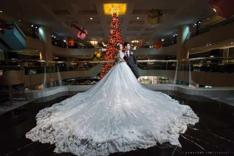 [台北婚攝] Kun&Eva 早儀晚宴 婚禮紀錄 @ 台北晶華酒店 晶英會| #婚攝楊康