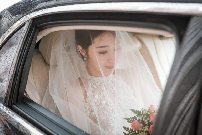 婚禮當天全程拍攝