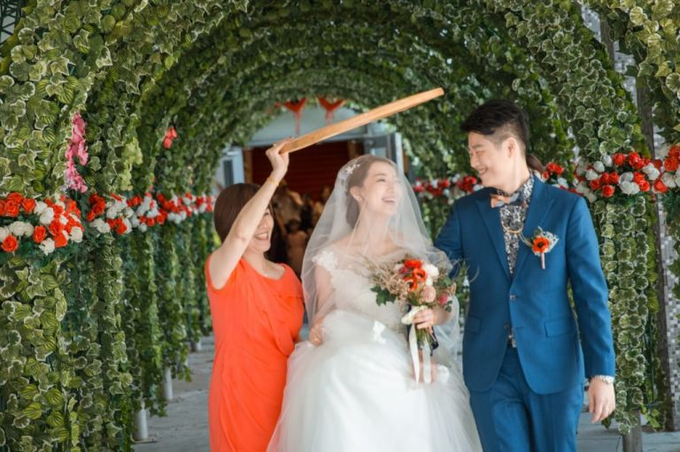 [新北婚攝] 邵民&如蘭 早儀午宴 婚禮紀錄 @水源會館雙和店 水晶廳  #婚攝楊康