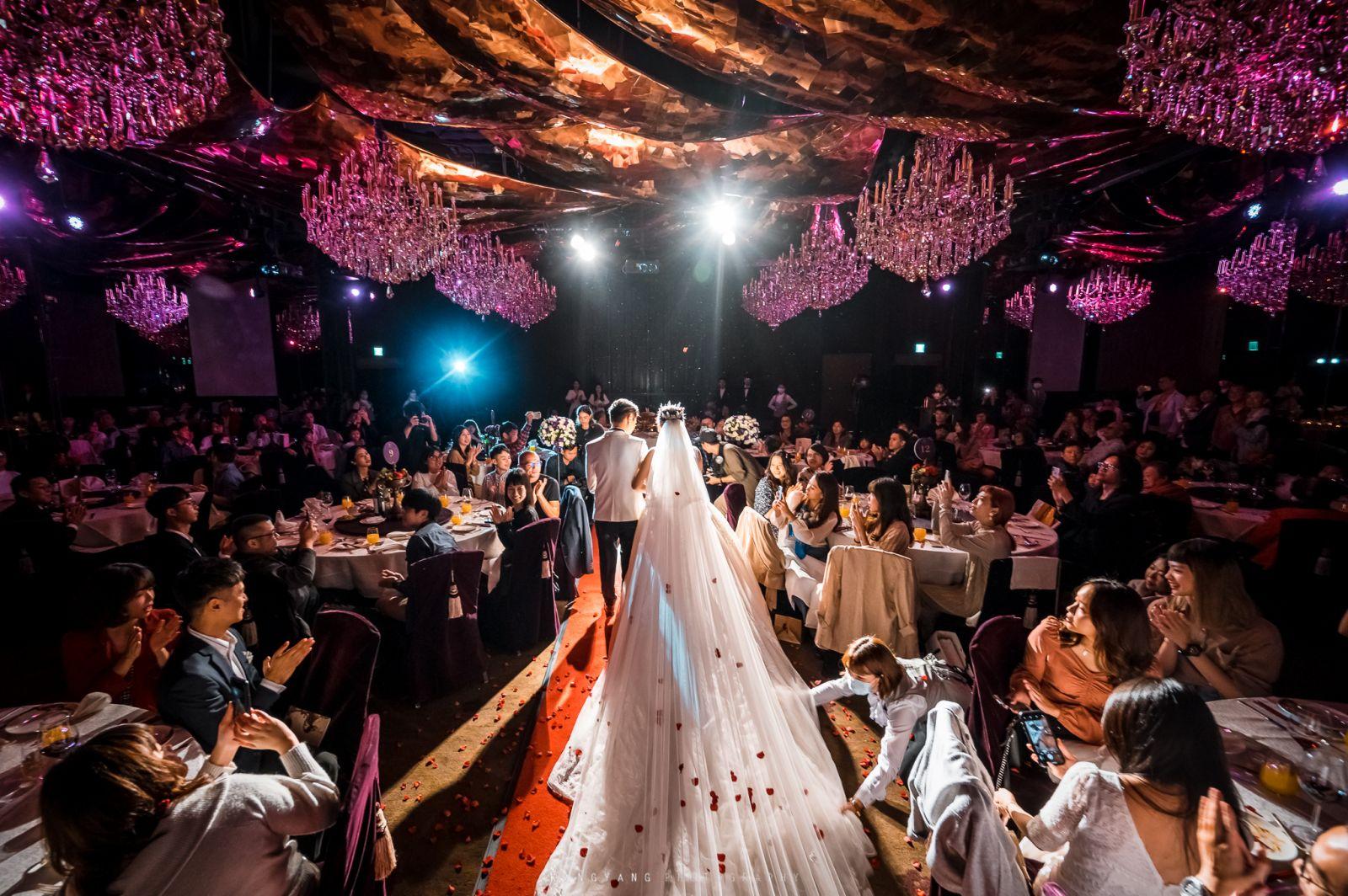 [台北婚攝] Yan & Chiao 午儀晚宴 婚禮紀錄 @ 台北君品酒店 亮廳   #婚攝楊康