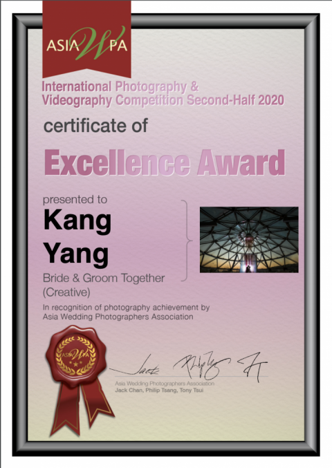 AsiaWPA International Photography & Videography Competition 2020 Second-Half