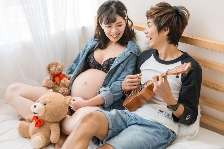 [孕婦攝影] 溫婷 孕婦寫真 @ R-room 花房| #婚攝楊康
