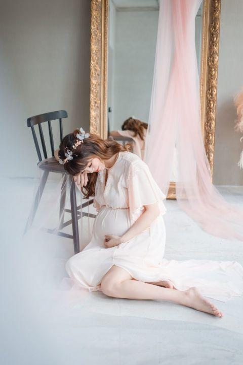 [孕婦攝影] 育潔 孕婦寫真 @ KSPACE| #婚攝楊康