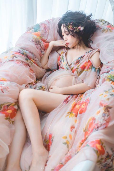 [孕婦攝影] 蜜蜜 孕婦寫真 @ KSPACE  #婚攝楊康