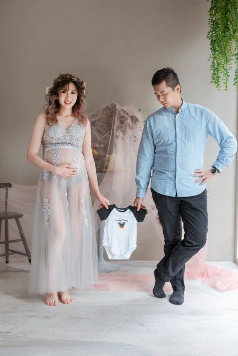 [孕婦攝影] Michelle 孕婦寫真 @ KSPACE| #婚攝楊康